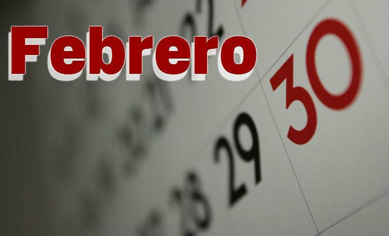 30 FEBRERO