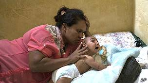 bebe zika mama