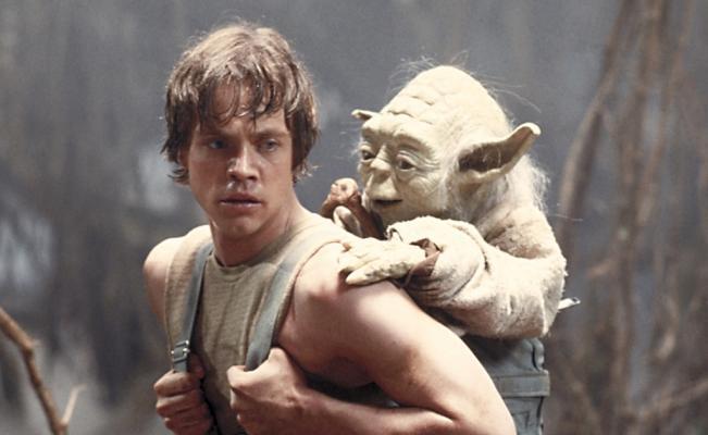 Luke Skywalker--gay