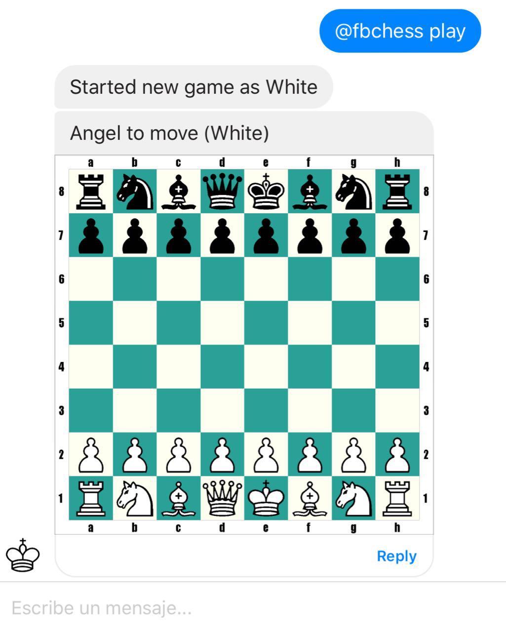 FB ajedrez