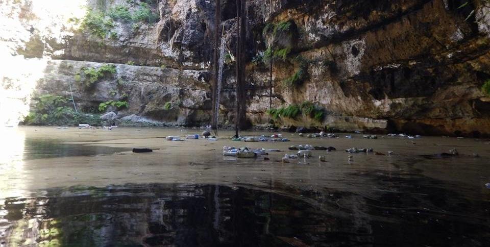 cenote yaxcaba